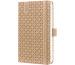 JOLIE Wochenkalender 2021 J1108 beige brown,95x150x16mm