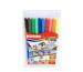 KORES KORELLO Filzmalstifte FS29011 12 Farben/schmal