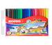 KORES KORELLO Filzmalstifte FS29042 20 Farben/breit