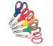 KORES SOFTGRIP Kinderschere SCH35130 farbig assortiert 13cm