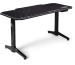 L33T Tournament ProV2-GamingTable 160446 black w/ electrical lift