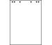 LANDRE Flipchartblöcke blanko 10050588 20 Blatt,80g, recycl.680x990mm