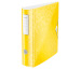 LEITZ Ordner 180° WOW 8cm 11060016 gelb A4