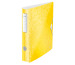 LEITZ Ordner 180° WOW 5cm 11070016 gelb A4