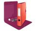 LEITZ Qualitäts-Ordner 180° 6,2cm 11170024 rot, Urban Chic A4