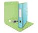 LEITZ Qualitäts-Ordner 180° 6,2cm 11170030 himmelblau, Urban Chic A4