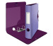 LEITZ Qualitäts-Ordner 180° 6,2cm 11170065 violett, Urban Chic A4