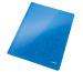 LEITZ Schnellhefter WOW A4 30010036 blau
