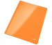 LEITZ Schnellhefter WOW A4 30010044 orange