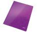 LEITZ Schnellhefter WOW A4 30010062 violett