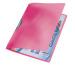 LEITZ Color Clip Rainbow A4 41760025 rot