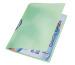 LEITZ Color Clip Rainbow A4 41760055 grün