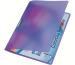 LEITZ Color Clip Rainbow A4 41760065 violett