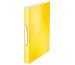 LEITZ Ringbuch WOW PP A4 42570016 gelb 25mm