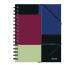 LEITZ Collegeblock Executive A5 44510000 farbig liniert, BeMobile