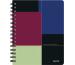 LEITZ Collegeblock Executive PP A5 44570000 farbig liniert