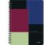LEITZ Collegeblock Executive PP A4 44620000 farbig liniert