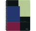 LEITZ Collegeblock Executive A4 44650000 farbig kariert, BeMobile