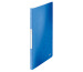 LEITZ Sichtbuch WOW PP A4 46310036 blau 20 Hüllen
