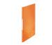LEITZ Sichtbuch WOW PP A4 46310044 orange 20 Hüllen