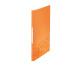 LEITZ Sichtbuch WOW PP A4 46320044 orange 40 Hüllen