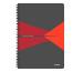 LEITZ Collegeblock Office Card A4 46480025 rot liniert