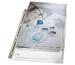 LEITZ Zeigetasche PP Maxi A4 47553003 genarbt, 0,17mm 3 Stück