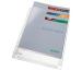 LEITZ Zeigetasche PP Maxi A4 47563003 genarbt, 0,17mm 5 Stück