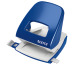 LEITZ Bürolocher NeXXt 8cm/5.5mm 50080035 blau f. 30 Blatt