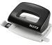 LEITZ Bürolocher NewNeXXt 0.8mm 50580095 schwarz 10 Blatt