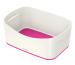 LEITZ MyBox Aufbewahrungsschale 52571023 weiss/pink
