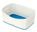 LEITZ MyBox Aufbewahrungsschale 52571036 weiss/blau