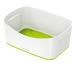 LEITZ MyBox Aufbewahrungsschale 52571054 weiss/grün