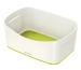 LEITZ MyBox Aufbewahrungsschale 52571064 weiss/grün