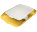 LEITZ Briefkorb Cosy A4 52590019 gelb