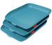 LEITZ Briefkorb Cosy A4 53582061 blau