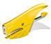 LEITZ Heftzange WOW 1.5mm 55312016 gelb, für 15 Blatt