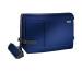 LEITZ Messenger Bag Complete 60190069 Titan blau 15.6 Zoll