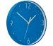 LEITZ Wanduhr WOW 29cm 90150036 blau