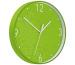 LEITZ Wanduhr WOW 29cm 90150054 grün