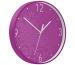 LEITZ Wanduhr WOW 29cm 90150062 violett