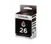 LEXMARK Tintenpatrone 26 color 10N0026E Z13/Z23/Z33 275 Seiten
