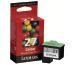 LEXMARK Tintenpatrone 27 HY color 10NX227E Z25/35 160 Seiten