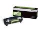 LEXMARK Toner-Modul return schwarz 50F2000 MS310/610 1500 Seiten
