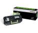 LEXMARK Toner-Modul return HY schwarz 52D2H00 MS710/812 25´000 Seiten
