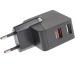 LINK2GO USB AC-Adapter AC1002BB 2-Port, 3.4A