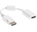 LINK2GO DisplayPort - HDMI Adapter AD1211WP male/female, 15cm