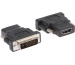 LINK2GO Adapter HDMI - DVI AD3113BB female/male