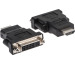 LINK2GO Adapter HDMI - DVI-I AD3211BB male/female