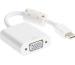 LINK2GO Adapter Mini Disp.-Port-VGA AD4311WP male/female, 15cm